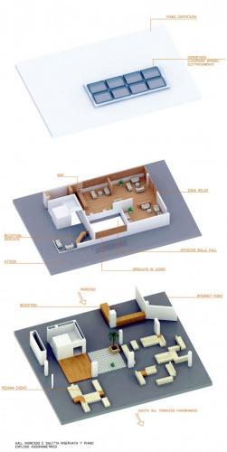 citta del mare- arca - sala colazione